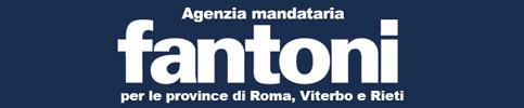 Agenzia Fantoni per le province di Roma, Viterbo e Rieti